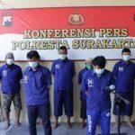 Polisi Menangkap Kelompok Intoleran di Solo